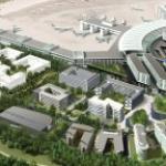 Flughafen Düsseldorf plant Verwaltungsgebäude im Businesspark Airport City