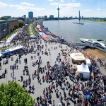 Reiseziele: Düsseldorf unter Top 10 in Deutschland