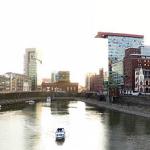 NeuesDesignhotel soll 2013 im MedienHafen eröffnen