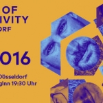 2. Night of Creativity am 27.10.2016 in Düsseldorf