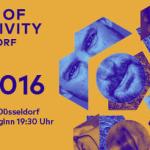 2. Night of Creativity am 27.10.2016 in Düsseldorf