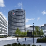 Vodafone Campus wird Green Building