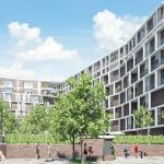 Neues Wohnquartier an der Grashofstraße geplant