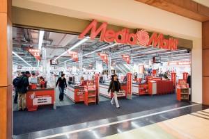 Media Markt Kassenbereich