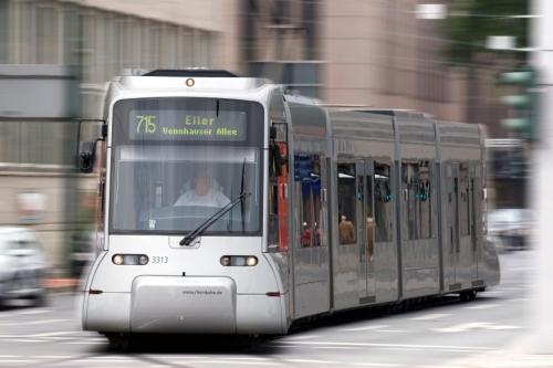 Düsseldorf plant zahlreiche neue Straßenbahnlinien