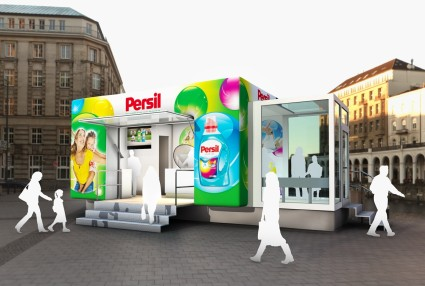 Persil PopUp Store
