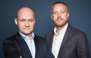 new business Köpfe 2016 - Frank Lotze und Wolfgang Schneider