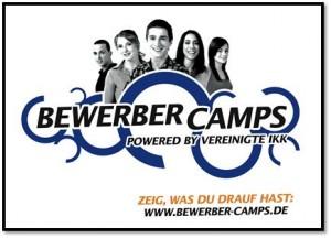 Bewerbungs-Camps