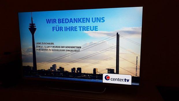 Center TV offline