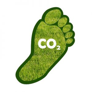 CO2 Fußabdruck