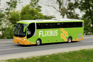 Flixbus ab Düsseldorf