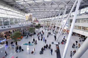 Flughafen Düsseldorf Terminal