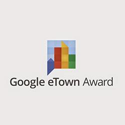 google-etown-award