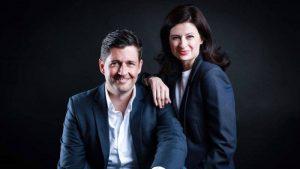 Jan-Philipp Jahn und Francisca Maass