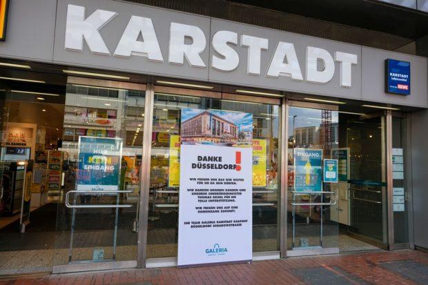 Karstadt-Filiale Düsseldorf