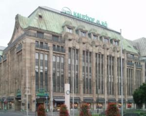 Galeria Kaufhof an der Königsallee