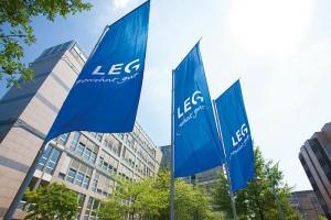 LEG Unternehmenszentrale in Düsseldorf