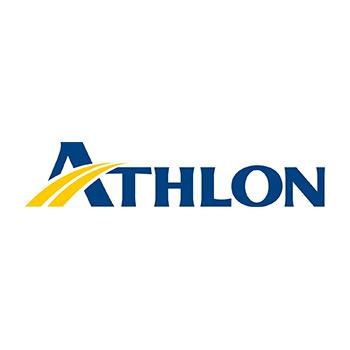 "Athlon ist Hauptmieter im Bürokomplex ""The Frame"" am Seestern"