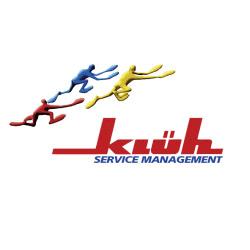 Logo Klüh Service Management