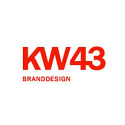 Logo KW43 Branddesign
