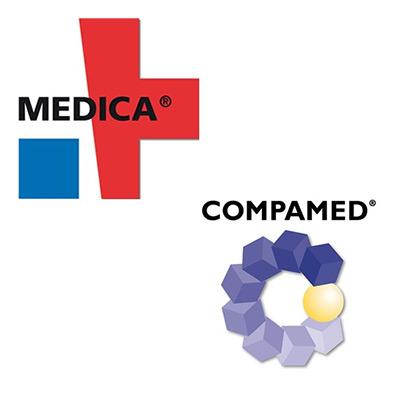 Medica 2020 und Compamed finden nur virtuell statt