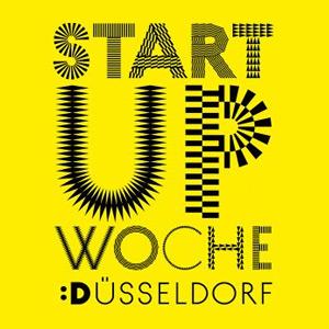 Logo Startup-Woche Düsseldorf