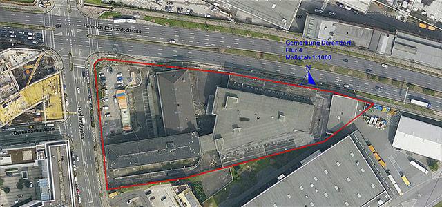 Luftbild Heinrich-Ehrhardt-Straße 61
