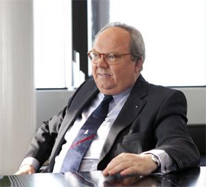 Messechef  Werner M. Dornscheidt