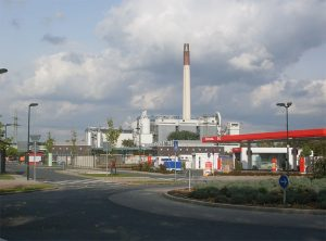 Müllverbrennungsanlage Düsseldorf