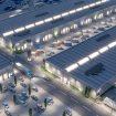 Neuer Großmarkt Düsseldorf soll 2021 seinen Betrieb aufnehmen