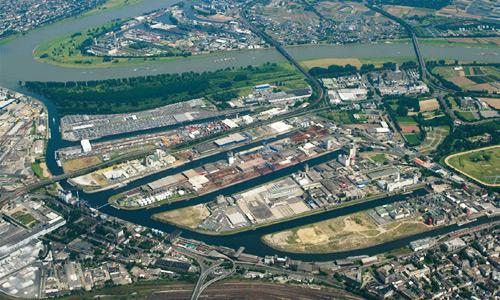 Neuss-Düsseldorfer Häfen