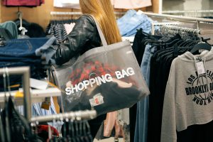 Shopping in Düsseldorf