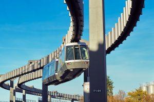 Skytrain Düsseldorf