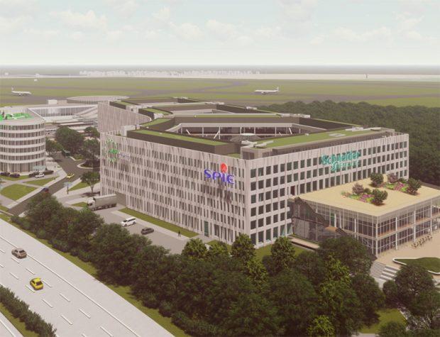 Multitechnik-Dienstleister Spie zieht auf den Euref-Campus Düsseldorf