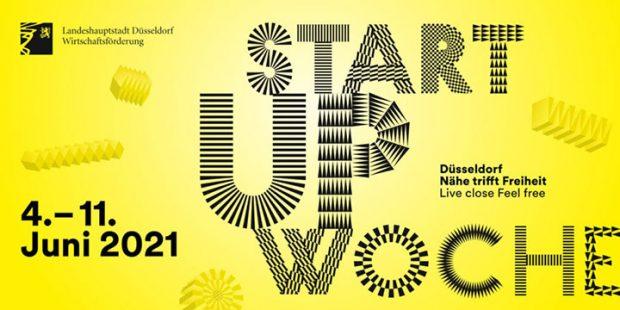 Startup-Woche Düsseldorf 2021