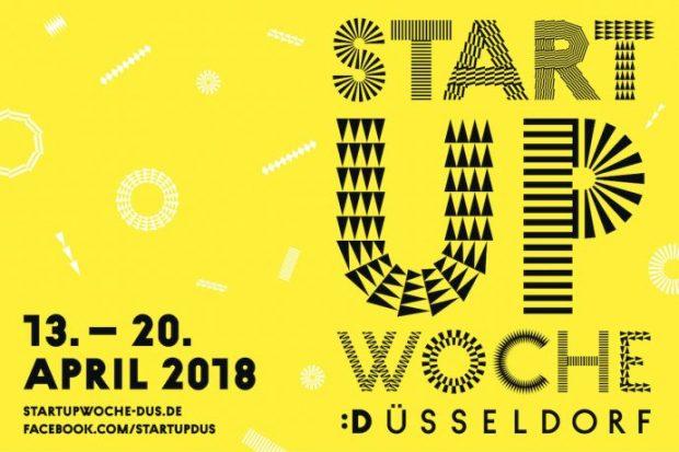 Startup-Woche Düsseldorf 2018