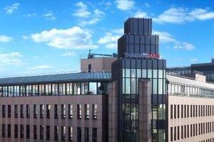 Targobank Hauptverwaltung in Düsseldorf