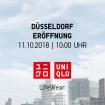 Uniqlo eröffnet Flagshipstore in Düsseldorf