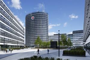 Vodafone Campus, Foto; Vodafone
