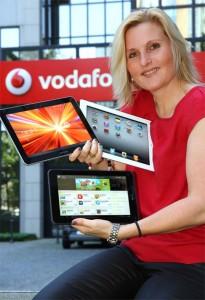 Vodafone auf der IFA 2011, Foto: Vodafone D2 GmbH
