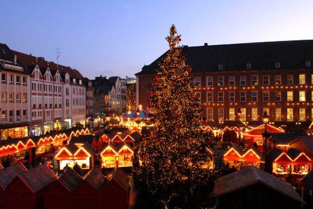 Positives Fazit zum Düsseldorfer Weihnachtsmarkt 2018
