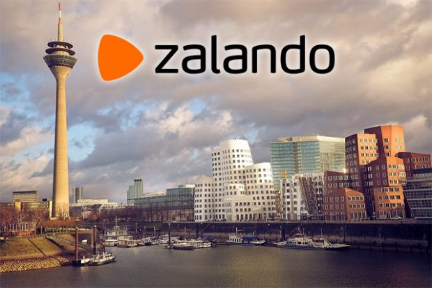 Zalando plant Outlet-Store in Düsseldorf